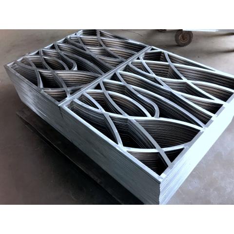 鑄鋁欄杆│鑄鋁產品