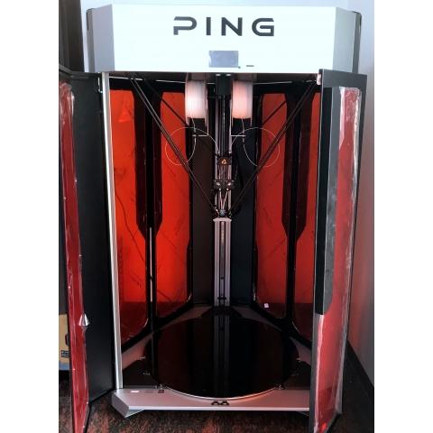 800MM-3D列印機